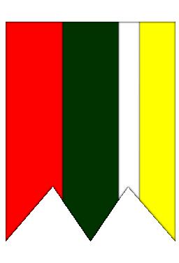 Zástava obce Matiaška